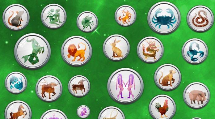 Horoskop Dunia Dengan Lambang Hewan