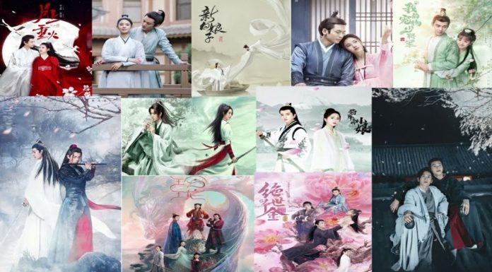 10 Drama Cina Terbaik Dan Terpopuler 2021