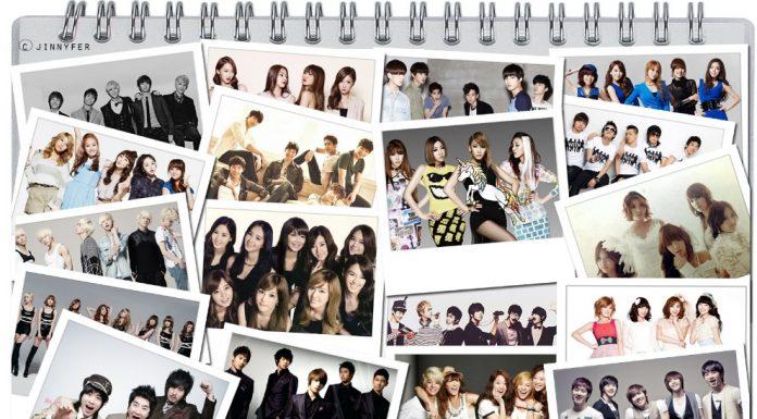 15 Top Grup K-Pop