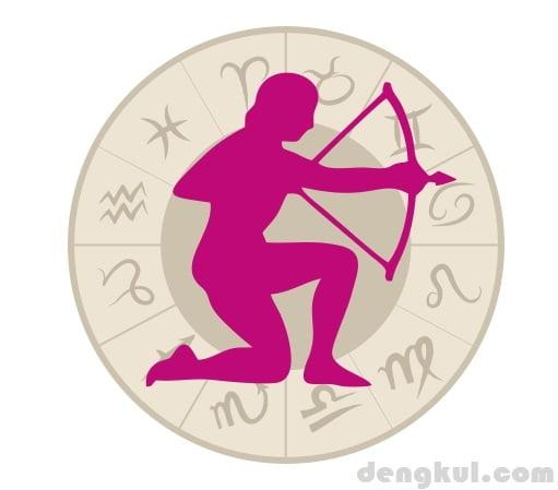 Zodiak Sagitarius Paling Bucin