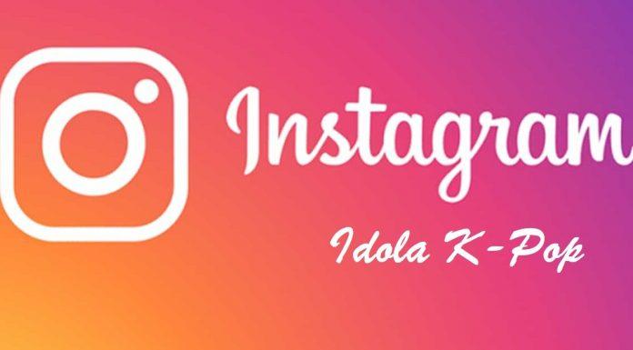 Idola K-Pop Dengan Follower Terbanyak Di Instagram 2021